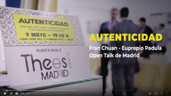 Carátula presentación Madrid